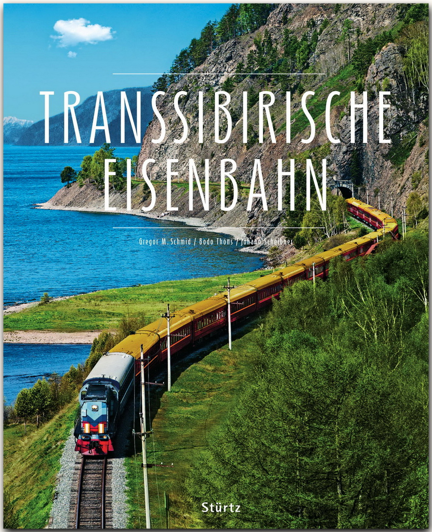 Transsibirische Eisenbahn - Ein PREMIUM***XL-Bildband ...