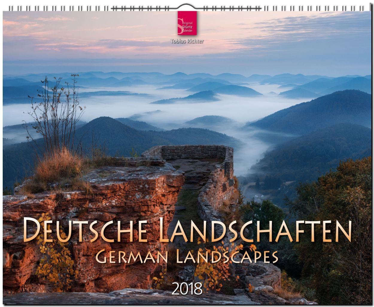 deutsche landschaften german landscapes original. Black Bedroom Furniture Sets. Home Design Ideas