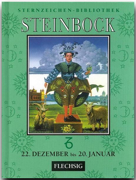 steinbock sternzeichen bibliothek 22 dezember 20 januar verlagshaus w rzburg die. Black Bedroom Furniture Sets. Home Design Ideas